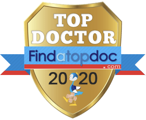 Findatopdoc Top Doctor Badge